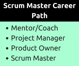 Scrum Master CAREER PATH
