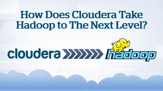 cloudera and hadoop