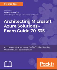 Microsoft Azure 70-535 Exam